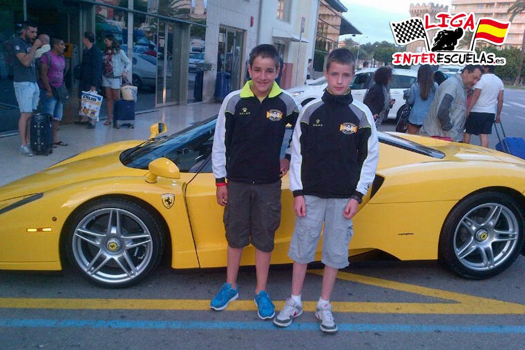 Iker y Adrian